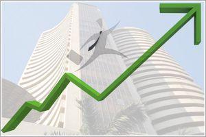 Sensex Nifty gains