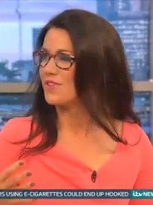 Good Morning Britain presenter left red faced after wardrobe mishap