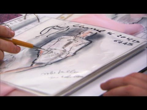 Chanel Haute Couture 2012. Because luxury is about hand-made perfection. #luxury #video