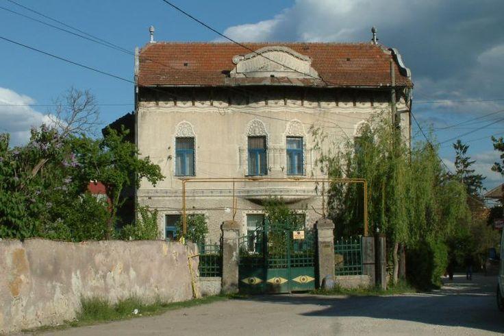 Casa Gyulai (începutul sec. XX), strada Ciucului 28, Sfântu Gheorghe