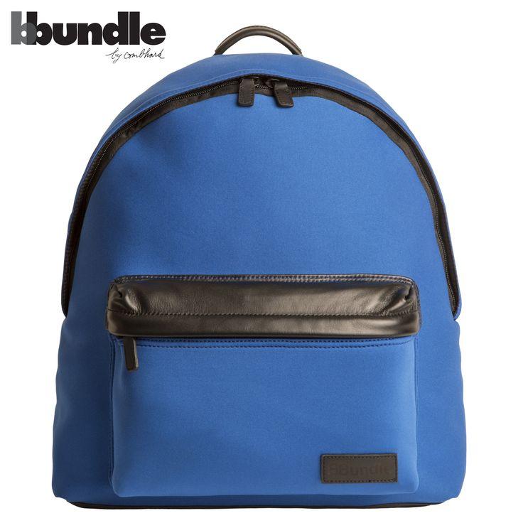 BBundle by Combhard, Bobby bag  neoprene and leather