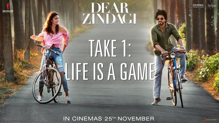 Dear Zindagi Take 1: Life Is A Game | Teaser | Alia Bhatt, Shah Rukh Kha...