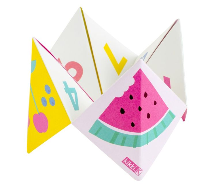 Entertain your friends and spark conversation with this super cute Chatterbox