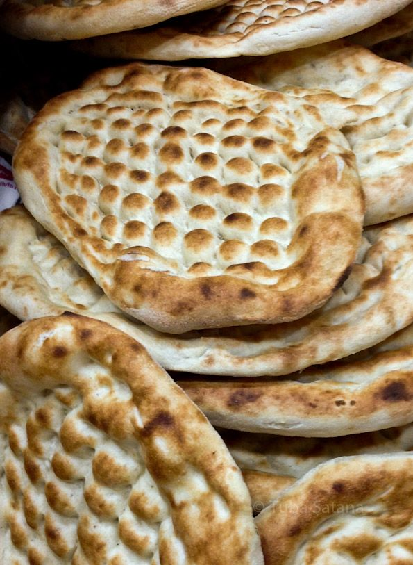 Tırnaklı Ekmek, aka tırnaklı pide
