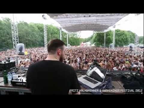 Fritz Kalkbrenner LIVE @ Awakenings Festival 2012 - YouTube