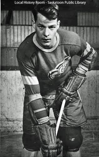 gordie howe 1946