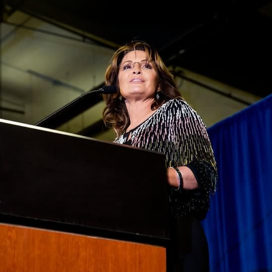The Most Mystifying Lines of Sarah Palin's Endorsement Speech