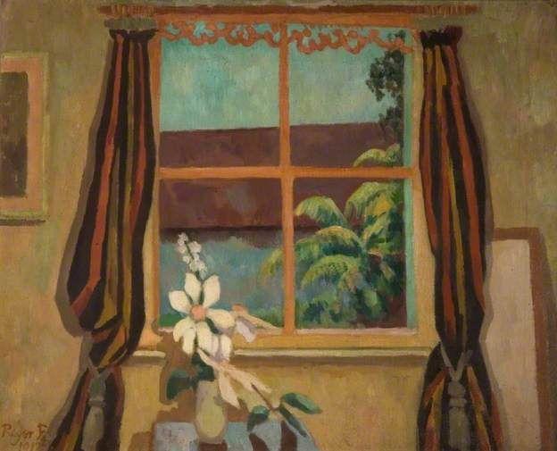ROGER ELIOT FRY The Window (1918).