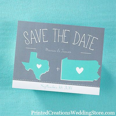 State Of Matrimony   Save The Date Magnet. Show All Of Your Friends And  Family Your State Of Matrimony With This Unique Save The Date Magnet.