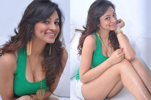 The hot sexy unseen indian girl model and south actress shilpi sharma very erotic seducing pics with small clothes.                         ...