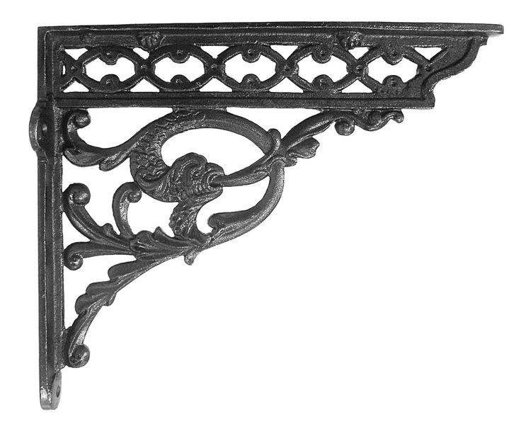 1000+ Images About Cast Iron Shelf Brackets On Pinterest