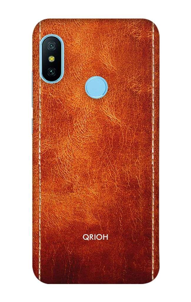Stitched Printed Case For Xiaomi Mi A2 Lite