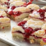 Cherry Bar Dessert. Want something simple by special? Try these festive fruit-filled bars from Jane Kamp of Grand Rapids, Michigan. With their pretty color from cherry pie filling and subtle almond flavor, they\\\'re destined to become Christmas classics.Cherry Bar Dessert60 ServingsPrep: 20 min. Bake: 30 min.   coolingIngredients 1 cup ...