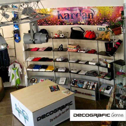 Gadget, abbigliamento e accessori personalizzabili: vieni a trovarci nello showroom Decografic - Gruppo Kardan a Lerca, Cogoleto (Genova). www.decografic.com #DecograficGenova     #gadgetpromozionali #abbigliamentopersonalizzato #stampadigitale