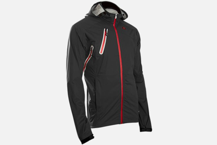 Sugoi Icon Jacket http://www.bicycling.com/bikes-gear/rain-gear/5-great-waterproof-jackets-that-wont-weigh-you-down/sugoi-icon-jacket