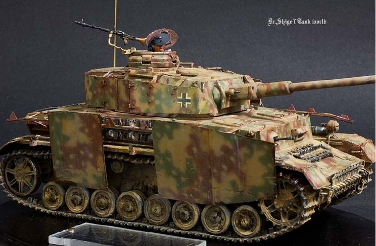 Pz.Kpfw.Ⅳ Ausf.J 4号戦車J中期型