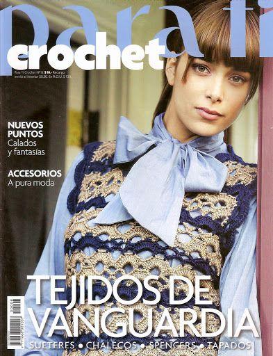 Para Tí Crochet Nº 08 - Melina Crochet - Picasa-verkkoalbumit