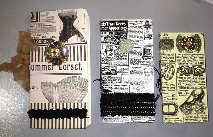 quaderni vintage