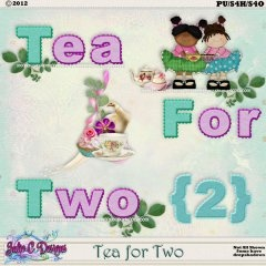 Tea for Two Alpha