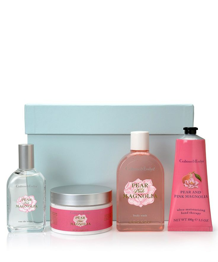 Pear Pink Magnolia Ultimate Luxuries Gift Set