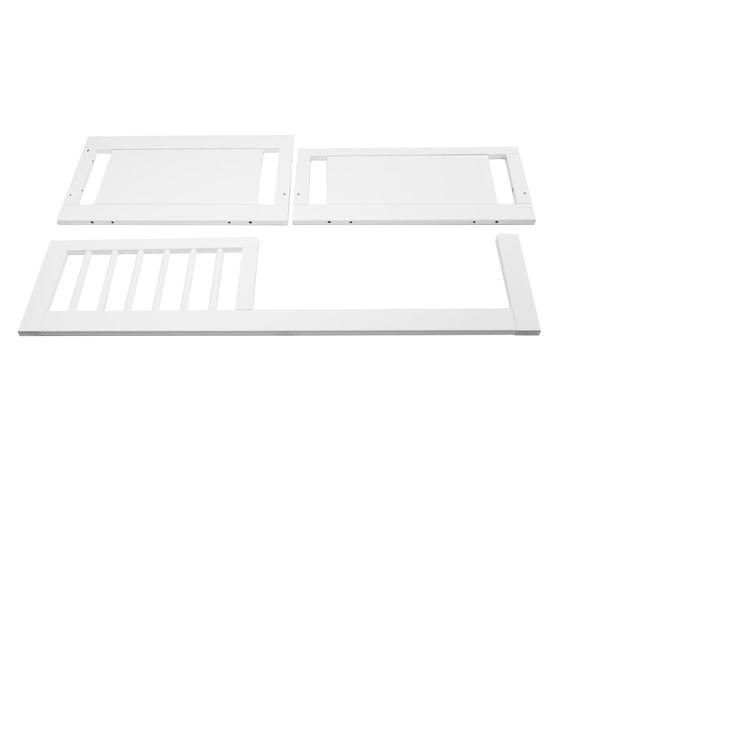 Babyletto Junior Bed Crib Conversion Kit - White
