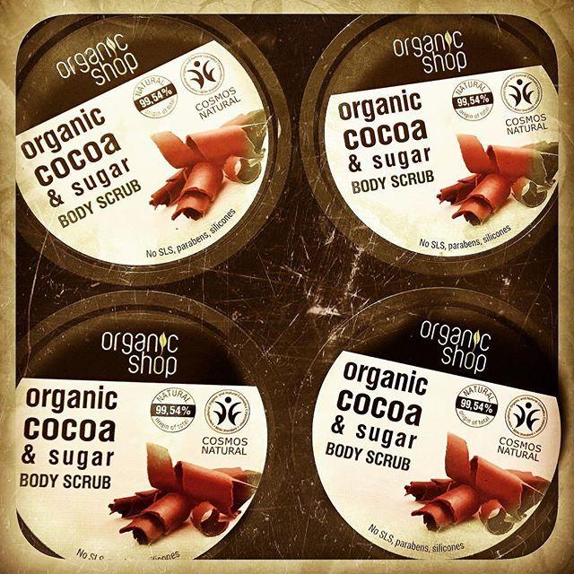 🍫❤️🍪..non tutto il #cioccolato fa ingrassare.. 🍫❤️🍪 scrub corpo profumatissimo al #cacao biologico e #zucchero naturale 🍫❤️🍪 #golosissimo 🍫❤️🍪 certificato #cosmosnatural 🍫🍪❤️ #lacosmeticabio #organicshop #shoppingonline #biocosmetics #biocosmesi #ecobio #ecobiocosmesi #bblogger #bbloggers #bioblogger #bodycare #bodyscrub #belgianchocolate #nonsimangia #bioshopping #instabeauty #instachocolate #instachocolat #instacioccolato