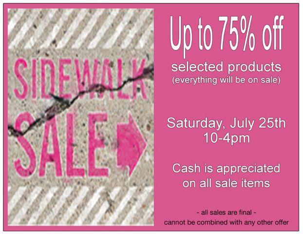 #oakmontsidewalksale Saturday, July 25th visit #yarnsbydesign for huge savings #pittsburgh #oakmont #knittersofinstagram #sale