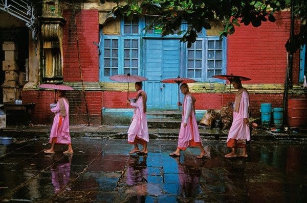 Steve McCurry Color Photos Interview