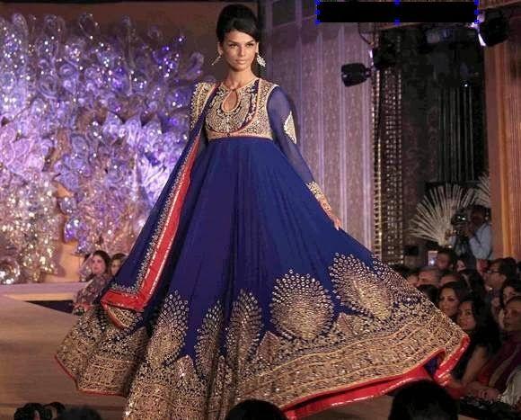 #AbuJani #SandeepKhosla #Designer #Anarkali