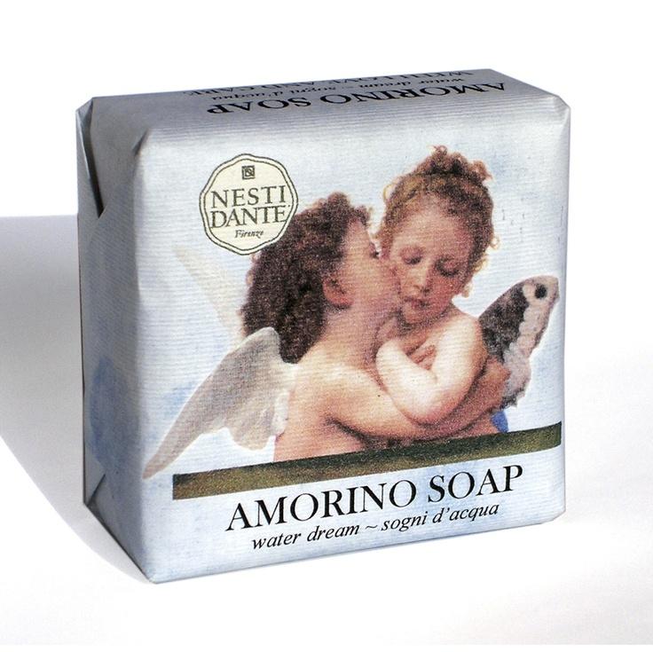 Sabonete Amorino Nesti Dante Sonho D'Água
