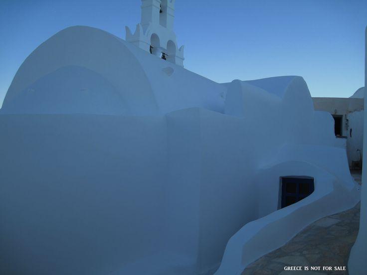 Anafi, Cyclades, Greece.