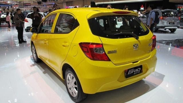 Gambar Mobil Brio Kecil Di 2020 Mobil Chevrolet Interior Mobil