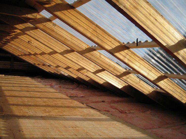 Fiberglass Roof Panels Greenhouse