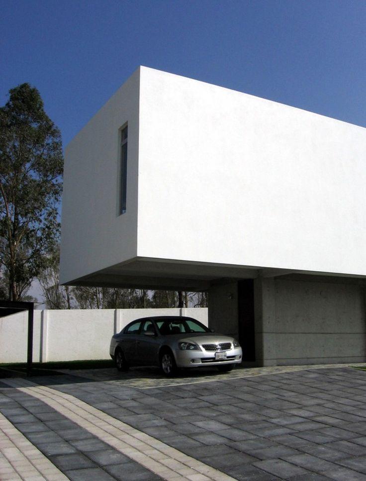 Flat Issa   Dionne Arquitectos #loft #outdoor #architecture #facade #concrete