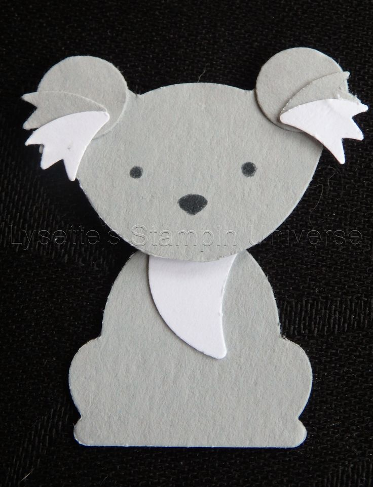 Fox Builder Punch challenge dag 16: Koala