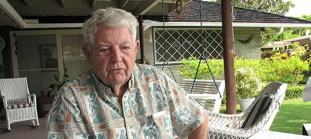 For the past 20 years, 91-year-old Ray Emory, Pearl Harbor survivor, has helped identify unknown dead from the attack that occurred 71 years ago. He will be honored by the Navy and National Park Service today, Dec. 7, 2012.