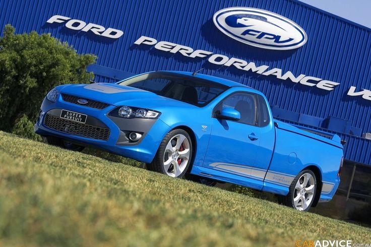 Ford Falcon Fpv Pursuit Re The Fopar 1500 Hp Twin Turbo 4 6l