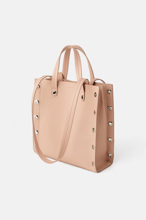 df56a7fb3b BOLSO SHOPPER CUADRADO OLLADOS in 2019 | Bags Bags - I ღ♥ღ Rad ...