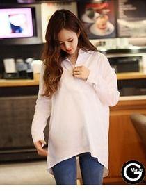 Today's Hot Pick :オーバーサイズスキッパーホワイトシャツ http://fashionstylep.com/SFSELFAA0012740/hkm0977jp/out GOGOSINGオリジナルシャツ♪ シンプルなデザインのホワイトシャツです。 今期欠かせないマストアイテム! ルーズでアンバランスなシルエットとスキッパーネックがポイントです。 顔周りをすっきり見せ、大人っぽく洗練した雰囲気を演出します。 シンプルなデニムとの大人カジュアルなキレイめコーデがおすすめです。