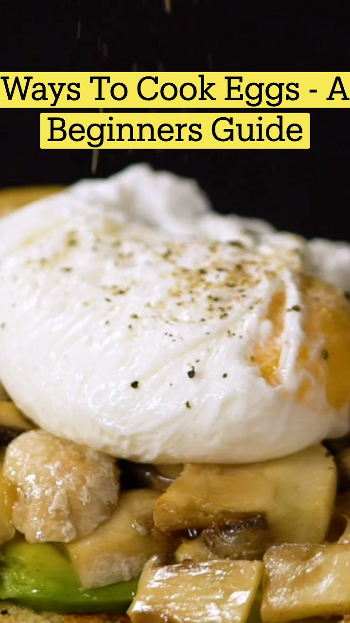 Fun Baking Recipes, Egg Recipes, Cooking Recipes, Healthy Recipes, Breakfast Time, Breakfast Recipes, Ways To Cook Eggs, Yummy Food, Tasty