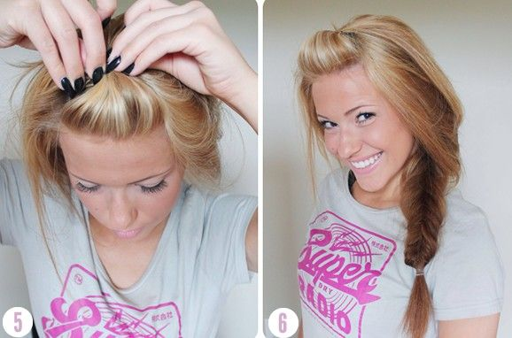 How To Maintain Your Wedding Hairstyle: 1000+ Ideas About Loose Fishtail Braids On Pinterest
