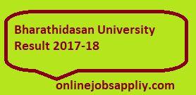 Bharathidasan University Result 2017-018 - BDU Nov/Dec admit card Check Bharathidasan University Result 2017-018 - BDU Nov/Dec admit card Check