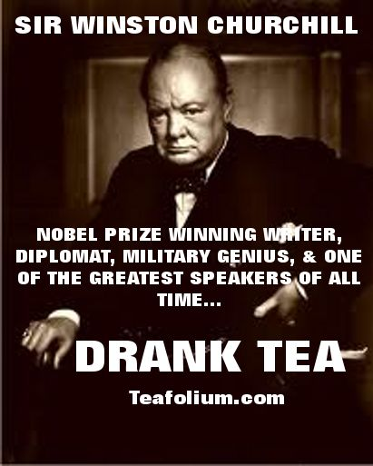 Famous Tea Drinkers - Pinterest