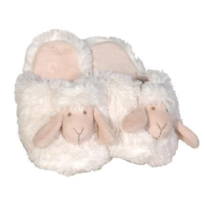 Fluffy Slippers Home Fashion Sheep Bedroom