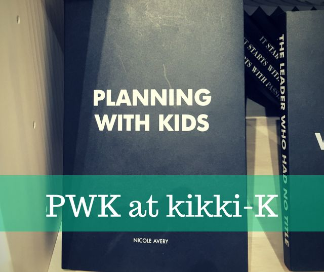 Visit the new kikki-K studio at Chadstone to buy the special edition Planning with Kids book and immerse yourself in the gorgeous world of stationery.