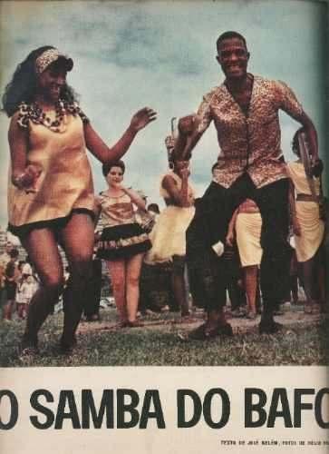 Rev. O Cruzeiro 16 Bafo Da Onça Inaugura O Carnaval 1964