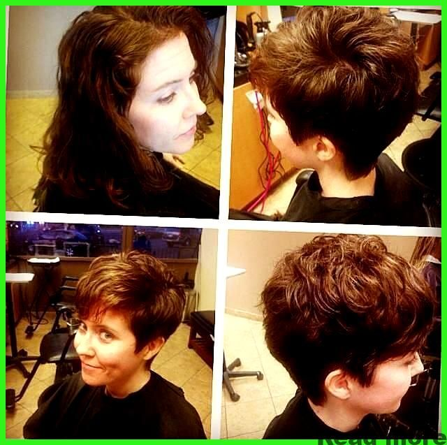 Ausgefallene Frisuren Rundes Gesicht Vorher Nachher Nachher Vor Konstruiere Ausgef Ausgefallene Frisuren In 2020 Kapsel Kort Lang Korte Kapsels Kapsels