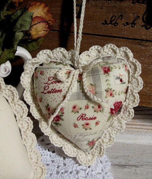 Srdíčko  zamilované romantičky
