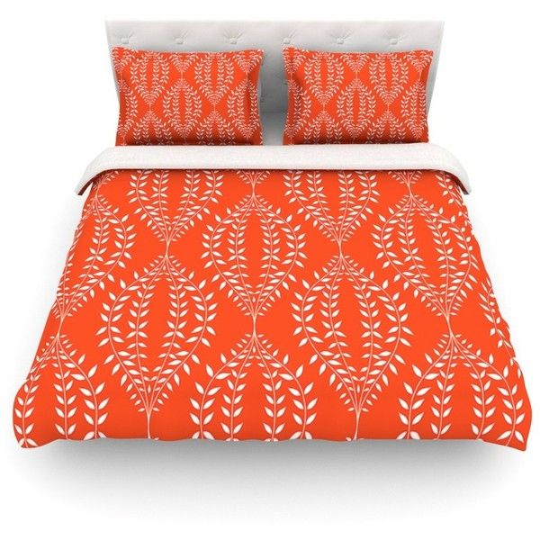 laurel leaf by anneline sophia light duvet cover size