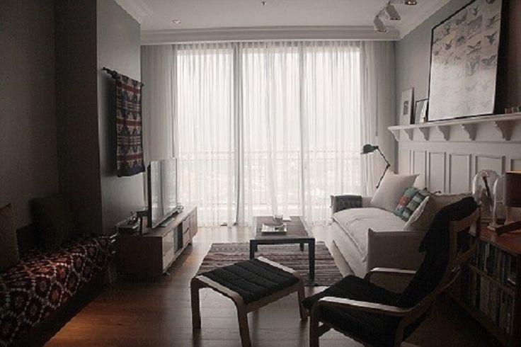 inspirasi ruang tamu yang nyaman ala Eropa | Portofolio By : DX Interior (Interior Designer di Sejasa.com)